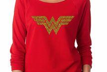Wonder woman ideas
