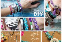 DIY Friendship Bracelet(s)