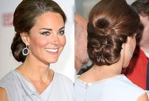 Low Knot Wedding Hairstyle with a Modern Touch