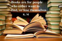 Books and book stuff