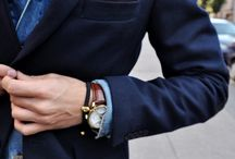 engagement styles for guys / by Nadia Hung