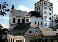 I was born in Pardubice