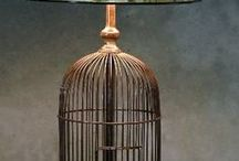 Lintuhäkki/Bird cage