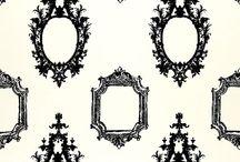 Fabrics / Ideas for the living room drapes