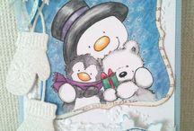 Boże Narodzenie-kartki