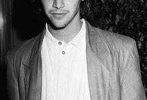 Keanu Reeves Young / Jovem