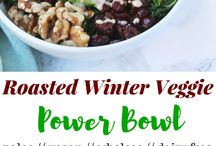 Winter Recipes: Healthy Seasonal Recipes / winter, seasonal, recipes, food, gluten free, vegetarian, cozy food, comfort food, holiday food, hot, warming recipes, plant based, seasonal food, healthy recipes, healthy dinner recipes, healthy snack recipes, healthy food