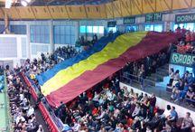 Davis Cup Romania-Israel, Sibiu, 6-8.03.2015 / Photos: Florin Orban, Radio Romania International
