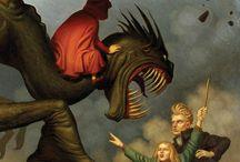 Jabberwockery - myth, magic & monsters