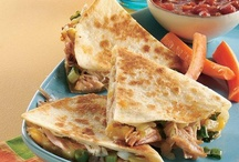 Recipes to Try - Sandwich/Burger/Wrap/Quesadilla / by Reed/Paula Beatse