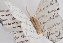 IDEES deco  en papier ORIGAMI