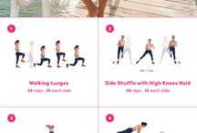 Summer Body Fitness Challenge