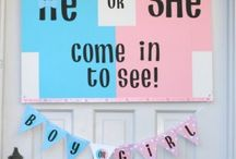 Gender Reveal Party / by Heather Baker