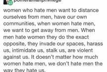 Feminism/ Girls Girls♀️