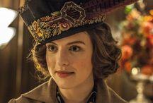 Mr. Selfridge / móda klobouků