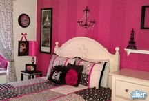 Ideas for Haley's Room / by Stacy Wolfrum