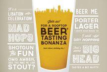 beer poster design
