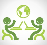 Collaboration Tools / Collaboration involves working with others and creating and curating within the groups.   Of course this means not only collaborating with the people next to you but globally and even virtually.
