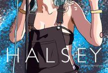 Halsey ❤❤❤