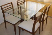mesa de jantar 4 lugares 5