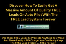 Free Lead System Forever  / by Julie Weishaar