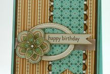 DSP - Spice Cake - Stampin Up