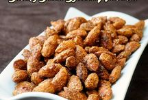 Nuts / Spiced almonds