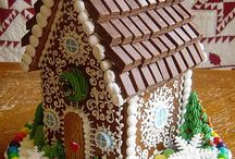 Gingerbread House Inspirational Ideas