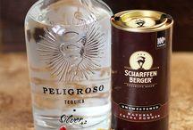 Cocktails Fit for a skull & bones Gentleman