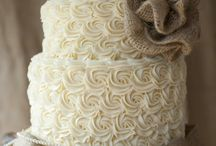 Cake Ideas / Need some inspiration from weddings at Hightower Falls and beyond?