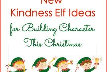 Kindness elf ideas