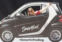 San Francisco Smartest City #Smartfood #SmartInTheBag / This was a fun event I attended sponsored by SmartFood.