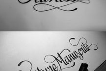 Lettering / by Mel M.