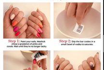 Must love nails! / by Lourdes Elizabeth Gascon-Soldao