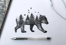 Nature creature