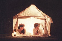 Tent times  / by Philippa Crampton