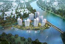 SIÊU DỰ ÁN BÁN ĐẢO KIM CƯƠNG - QUẬN 2 / Được biết đến là khu dự án căn hộ cao cấp nhất TP.HCM tọa lạc tại bán đảo Kim Cương Quận 2, TP.HCM