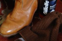 Things 4 LEATHER CARE / by Erica Haack