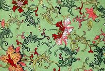 motifs vintages