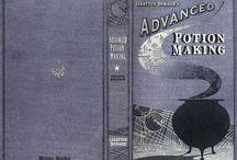 DIY - Livros Harry Potter