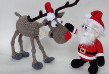 christmas crochet pattern