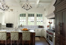 Dream Kitchens / Get design and layout ideas to create your perfect kitchen.