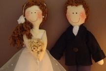 Portafedi e idee wedding