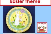 Preschool Easter ideas
