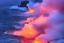 Tulivuoren purkaus