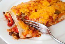 Vegetarian recipes & meals