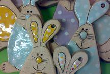 ceramika na Wielkanoc