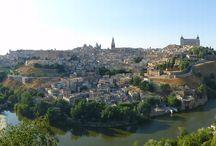 Toledo, España / Qué ver y hacer en Toledo, guía turística completa de la ciudad. http://queverenelmundo.com/Espana/Toledo/Capital/Que-ver.php