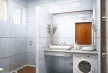 Baños / Ideas para diagramacion del baño