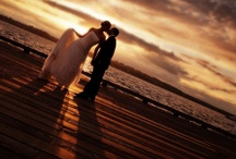 Beach Destination Wedding Inspiration / Beach destination wedding inspiration including reception, ceremony, and everything in between!